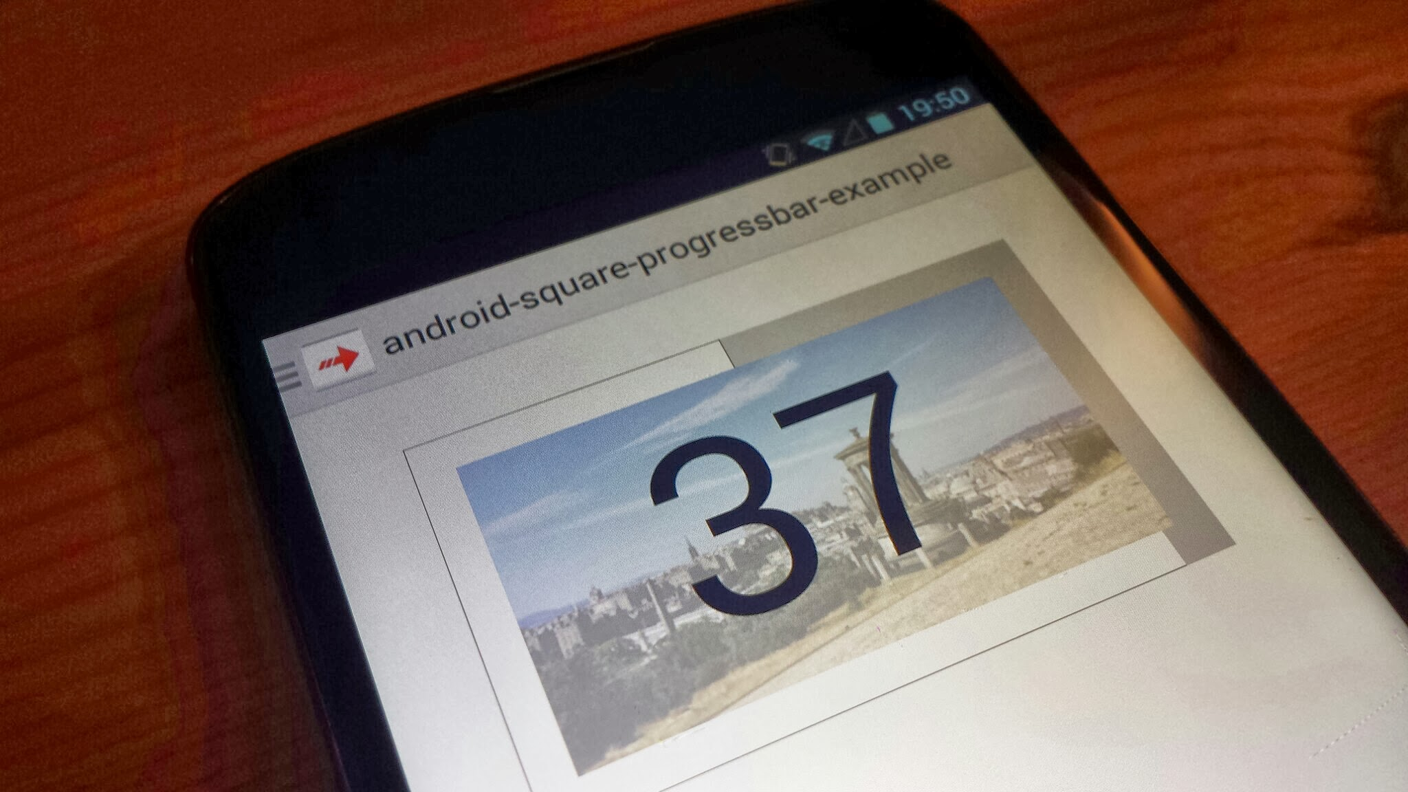 android-square-progressbar v.1.3.0