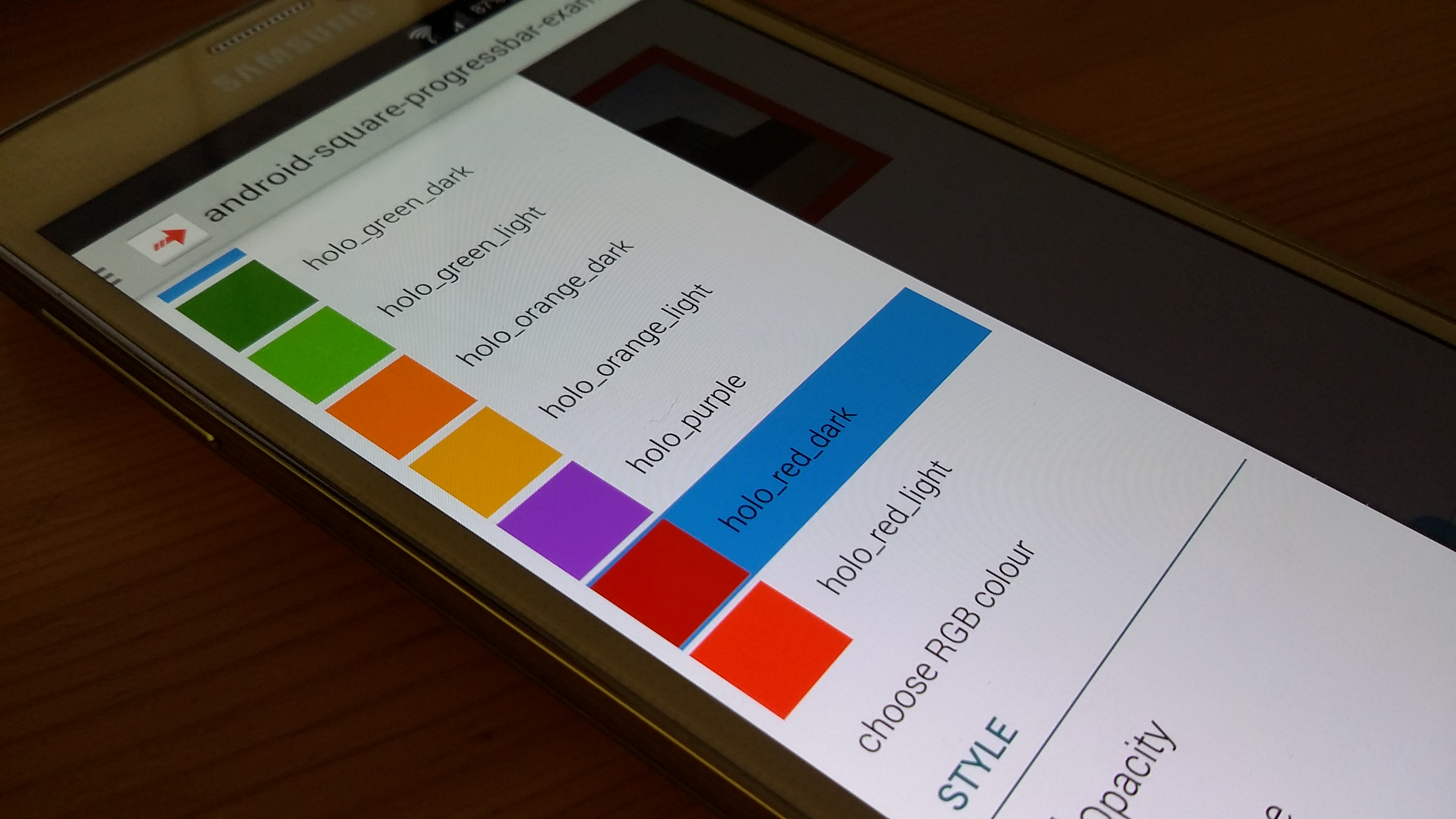 android-square-progressbar v.1.4.0
