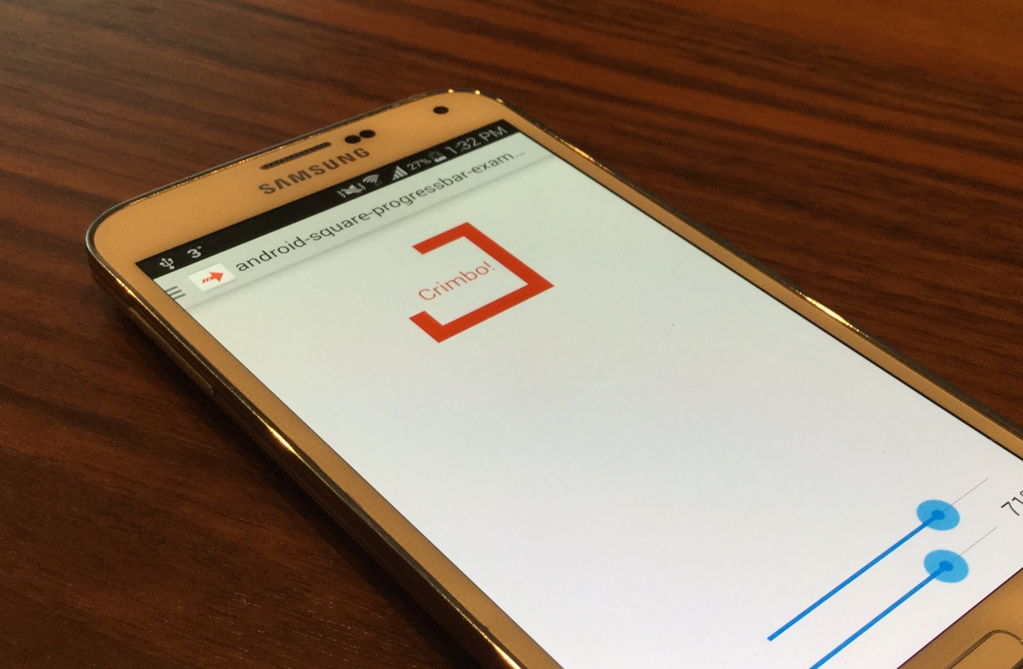 android-square-progressbar v.1.4.1